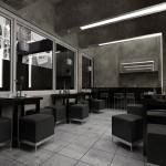 Cafe' Interior